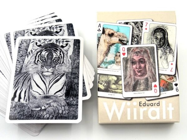 Playing cards Wiiralt