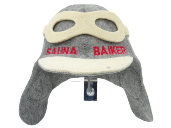 Saunamüts aviaator Sauna Baiker hall 1095