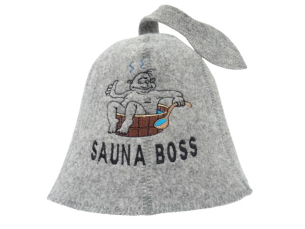 Saunamüts Sauna Boss hall 1076