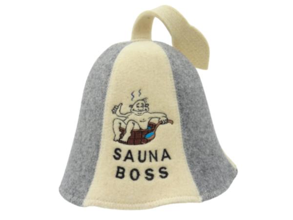Saunamüts Sauna Boss hall/beez 1013