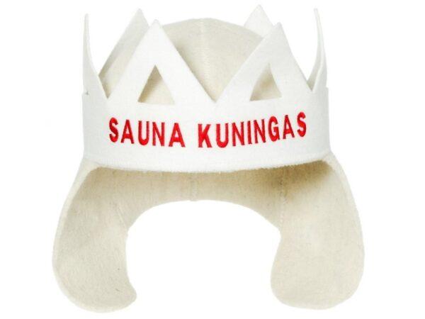 Saunamüts Sauna Kuningas