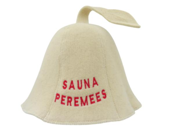Saunamüts Sauna Peremees beez 1004
