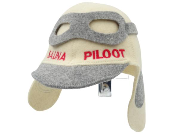 Saunamüts Sauna Piloot beez 1053