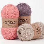 Lõng DROPS Flora 50g