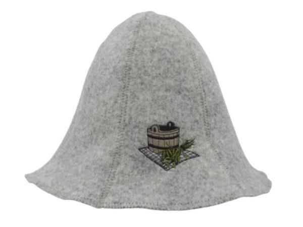 saunamüts saunakibuga hall