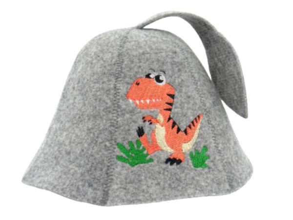 Children's sauna hat Dragon