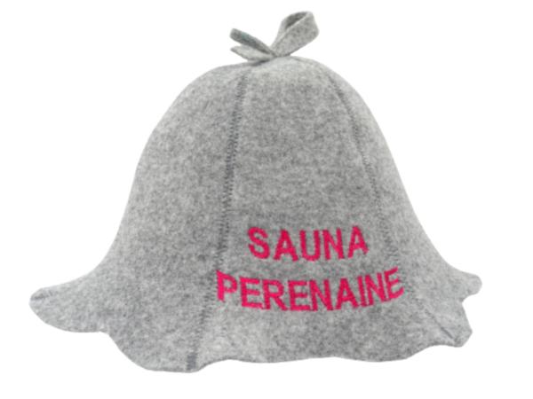 Sauna hat Sauna Perenaine gray N014