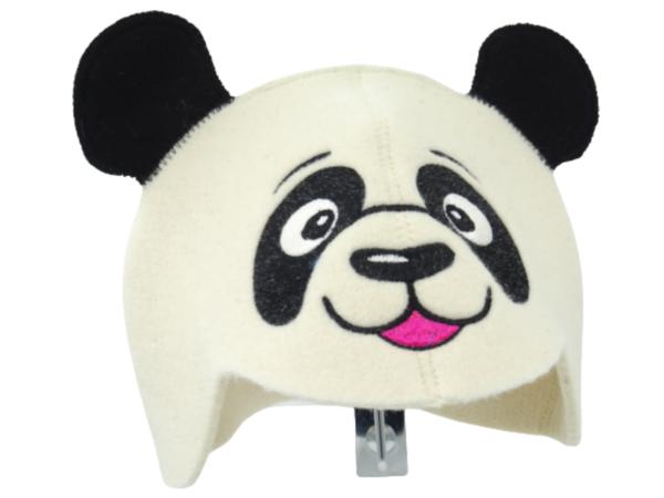Sauna hat Panda white A125