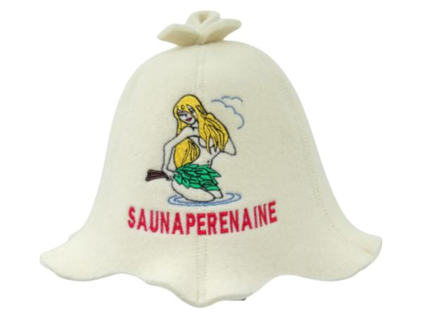 Sauna hat Sauna Perenaine white A020