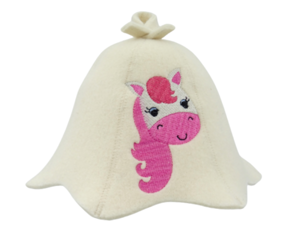 Children's sauna hat