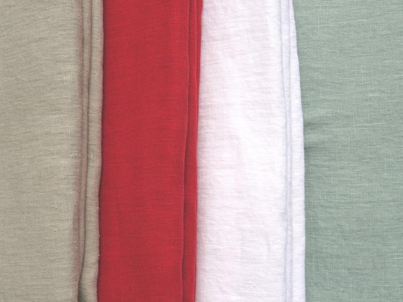 dress fabric linen