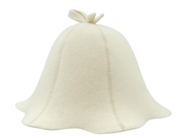 Women's sauna hat