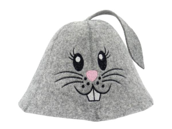 Sauna hat for children Rabbit