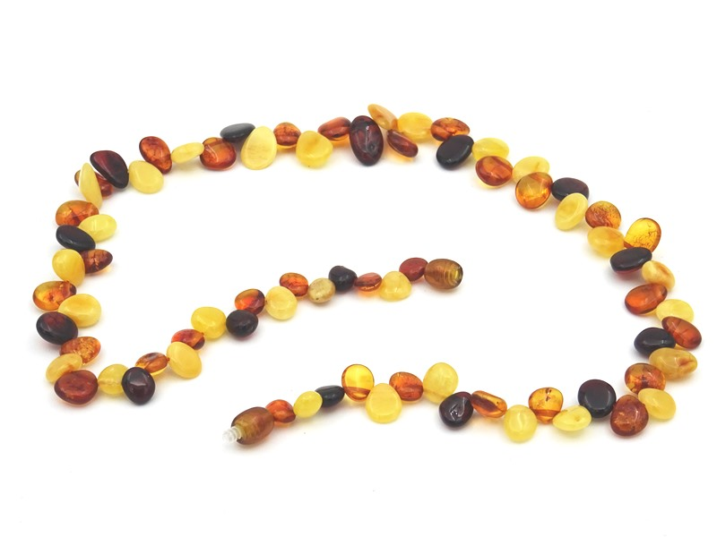 necklace made of amber 10
