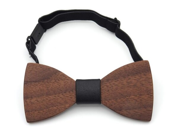 childrens wooden bow tie