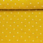 pehmendatud linane kangas sidrun