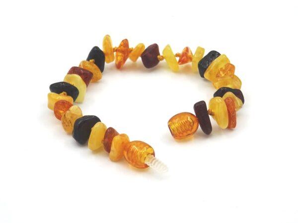 amber bracelet for children