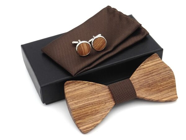 wooden 3D bow