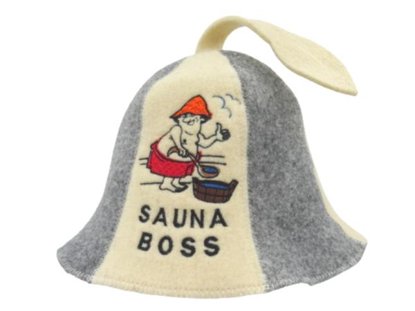 saunamüts meestele boss