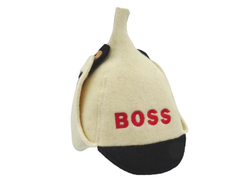 sauna hat for men budenovka