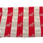 käterätikud koer hall punane