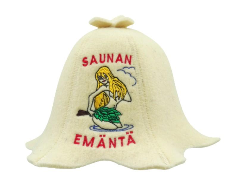 saunamüts saunan emäntä beez F0035