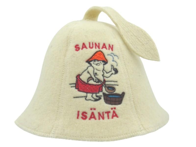 saunamüts saunan isäntä beez F0007